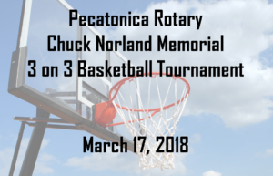 Rotary 3-on-3 Basketball Tournament